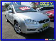 2006 Ford Focus LS LX Silver Automatic 4sp A Hatchback for Sale