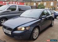 Volvo S40 2.0D 2005MY  4dr 1 Owner FSH VGC Free Warranty Full service history for Sale