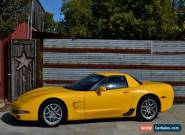2004 Chevrolet Corvette Z06 Coupe 2-Door for Sale