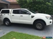 Ford ranger ute 2014 for Sale