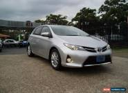 2014 TOYOTA COROLLA  ASCENT SPORTS  ZRE18R 6 SPEED HATCH for Sale