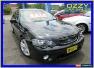 2006 Ford Falcon BF XR6 Black Automatic 6sp A Sedan for Sale