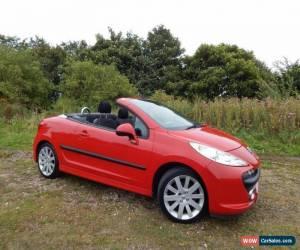 Classic Peugeot 207 GT Coupe Cabriolet for Sale