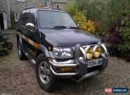 1996 NISSAN TERRANO ( Import) 3,2 Diesel, 5 Door, Auto. for Sale