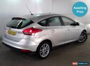 2015 FORD FOCUS 1.5 TDCi 120 Zetec 5dr for Sale
