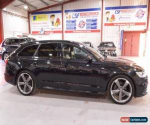 Classic 2013 63 AUDI A6 2.0 AVANT TDI S LINE BLACK EDITION 5D 175 BHP DIESEL for Sale