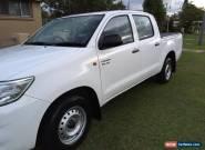 toyota hilux dual cab auto for Sale