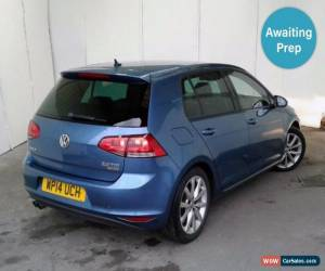Classic 2014 VOLKSWAGEN GOLF 2.0 TDI GT 5dr DSG for Sale