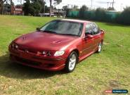 FORD EL XR8 Turbo Charged Dec 1997 model Auto Drag Car Race  for Sale
