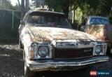 Classic HJ Holden Wagon (BOGAN BOMB) for Sale