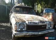 HJ Holden Wagon (BOGAN BOMB) for Sale