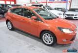 Classic 2012 62 FORD FOCUS 2.0 TITANIUM TDCI 5D AUTO 139 BHP DIESEL for Sale