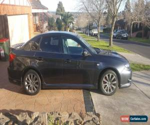 Classic 2009 Subaru Impreza WRX for Sale