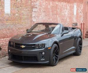 Classic 2015 Chevrolet Camaro ZL1 for Sale