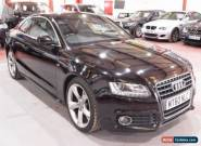 2011 60 AUDI A5 2.0 TFSI S LINE SPECIAL EDITION 2D 178 BHP for Sale