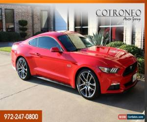 Classic 2015 Ford Mustang GT Premium Fastback for Sale