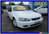 Classic 2006 Ford Falcon BF XT White Automatic 4sp A Wagon for Sale
