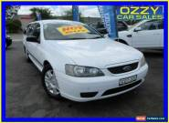 2006 Ford Falcon BF XT White Automatic 4sp A Wagon for Sale