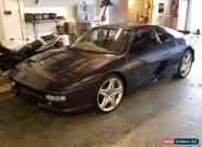 Ferrari 355 Kit Car Replica Project for Sale