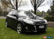 Ford Focus 2013 turbo diesel auto 99,000km for Sale