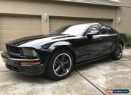 2008 Ford Mustang Bullitt GT for Sale