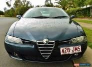 2006 ALFA ROMEO 156 JTS SELESPEED SEDAN. 2.0L. AUTO + MANUAL. for Sale
