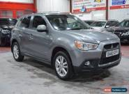 2011 60 MITSUBISHI ASX 1.6 3 5D 115 BHP for Sale