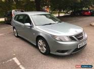 2009 Saab 9-3 1.9TiD ( 150ps ) SportWagon Turbo Edition - 11 SERVICE STAMPS  for Sale