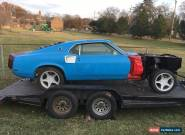 1969 Ford Mustang Fastback for Sale