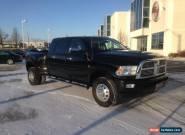 Dodge: Ram 3500 Limited Laramie Longhorn for Sale