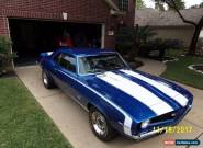 1969 Chevrolet Camaro Base SS for Sale