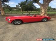 Austin Healey 3000 Mk1 BT7  for Sale