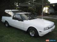 FORD UTE RESTORED SPECIAL CANOPY CAN SLEEP IN BACK  5 SPEED  AIR CON for Sale