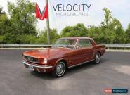 1966 Ford Mustang Base Fastback 2-Door for Sale