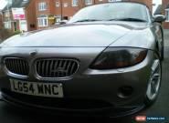 2004 BMW Z4 3.0I SE GREY for Sale