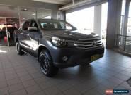 Toyota Hilux SR5 GUN126R Auto Turbo Diesel Ute- 02 9479 9555 Finance TAP for Sale
