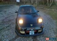 SPECIAL! 1991 MR2 2.0 AUTO NON-TURBO GT-LTD GLASS T-TOP T BAR BLACK, GOLD WHEELS for Sale