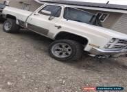 1983 Chevrolet C-10 Silverado for Sale