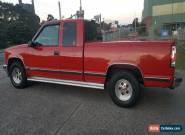 1998 GMC Sierra 1500 immaculate 6 seater truck for Sale