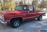 Classic 1986 Chevrolet C-10 Silverado for Sale