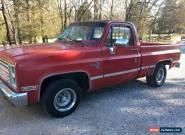 1986 Chevrolet C-10 Silverado for Sale