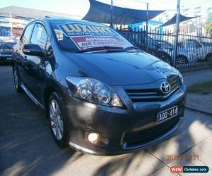 Classic 2012 Toyota Corolla ZRE182R Levin ZR Grey Automatic 7sp A Hatchback for Sale