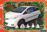 Classic TOYOTA YARIS TREND  SMART PACK  White Manual Petrol, 2014  for Sale