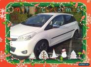 TOYOTA YARIS TREND  SMART PACK  White Manual Petrol, 2014  for Sale