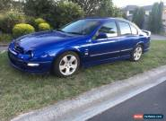 Ford Falcon au  xr8  2001 v8 auto tickford options 1 owner leather interior mags for Sale