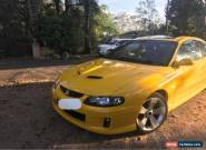 VZ monaro auto  for Sale