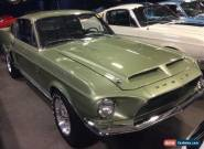 1968 Ford Mustang GT500KR for Sale