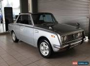 Toyota 1600 GT5 Corona 1968 1.6L Petrol Manual Sedan- 02 9479 9555 Finance TAP for Sale