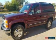 1995 Chevrolet Other for Sale