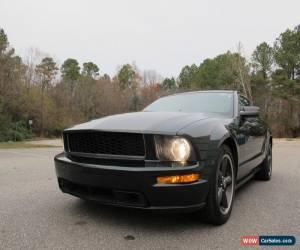 Classic 2008 Ford Mustang GT BULLITT for Sale